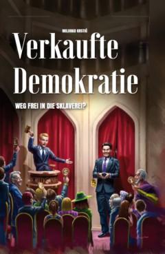 Buchcover Verkaufte Demokratie